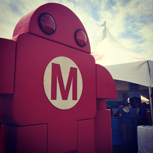Maker Faire Newbie